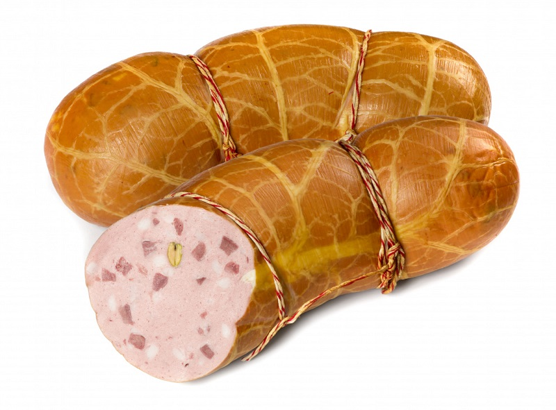 вареная колбаса телячья