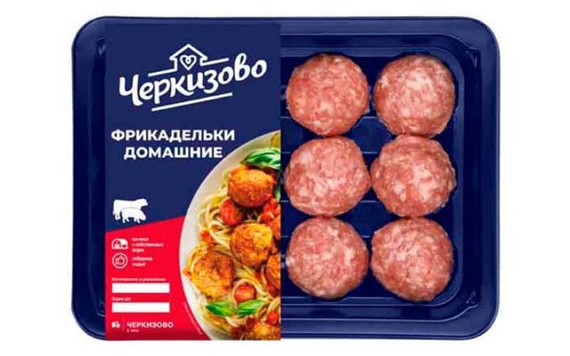 Фрикадельки из свинины и говядины Домашние охлажденные «Черкизово»