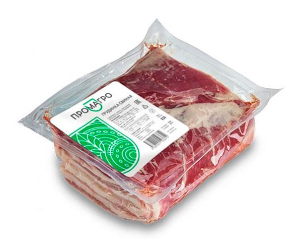 Грудинка свиная «Промагро»