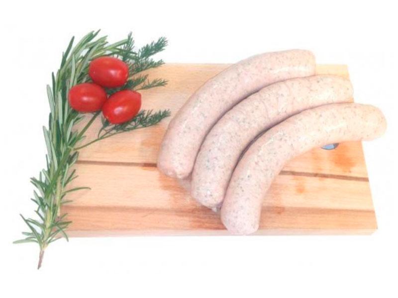 Колбаски Мюнхенские из свинины АШАН
