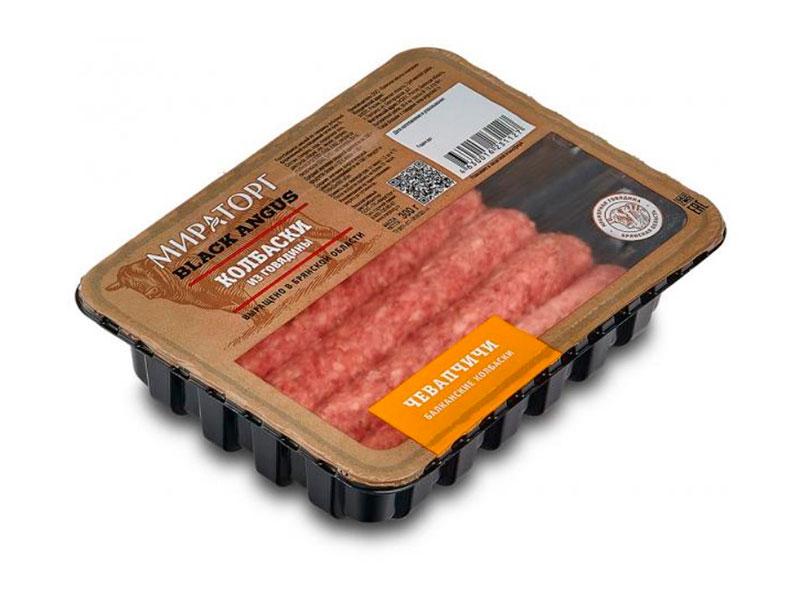 Колбаски Чевапчичи охлажденные «Мираторг»