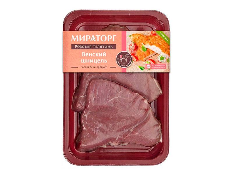 Венский шницель телячий «Мираторг»