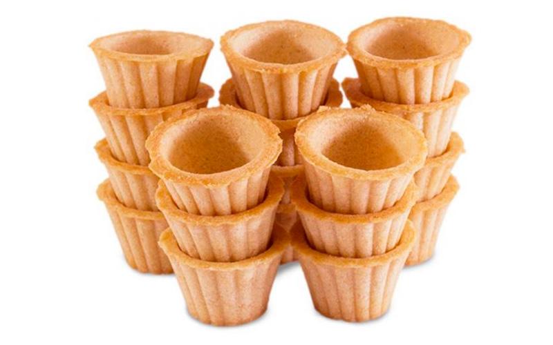 Тарталетки вафельные «Колибри»